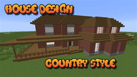 minecraft house guide minecraft country house guide house design build perfect minecraft country house