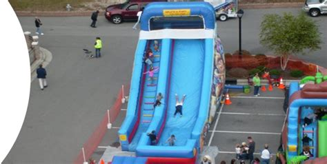 water bounce house rentals bounce house raleigh water slide rentals north carolina