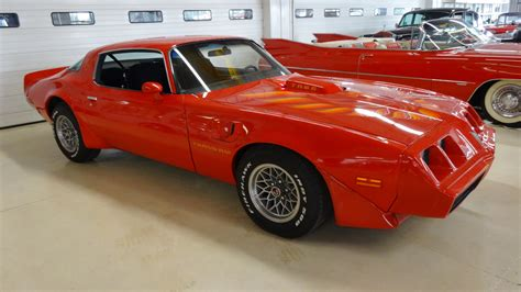 1979 Trans Am Firebird by 1979 Pontiac Firebird Trans Am T A Stock 165122 For Sale