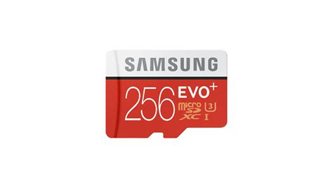 Micro Sd Samsung Evo Plus samsung announce evo plus 256gb micro sd card cinema5d