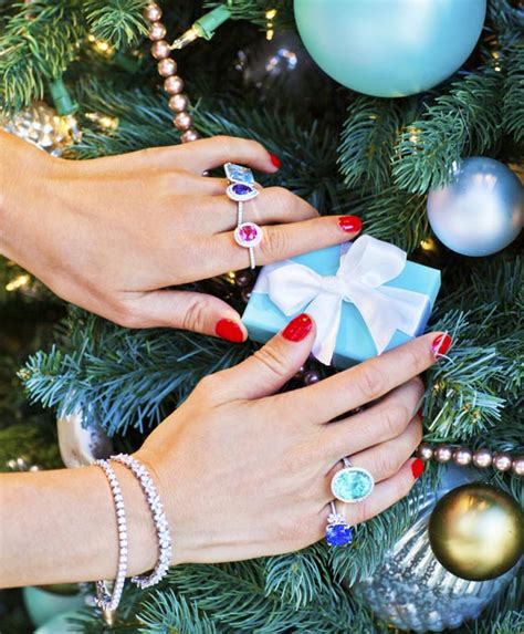 Christmas shopping guide to Tiffany's   Vogue Australia