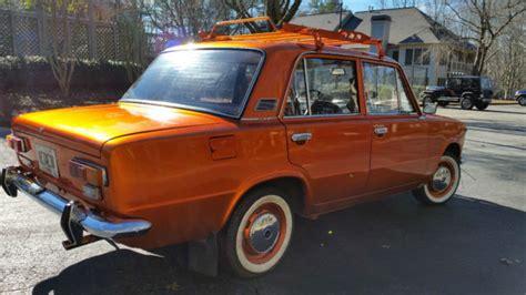 Lada World Amazing Lada Vaz 2101 Russian Soviet Car One Of A