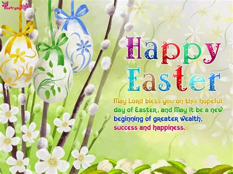 happy easter note happy easter poems happy easter greeting ecard pictures