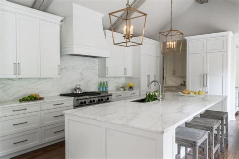 Kitchen Cabinets Vaulted Ceiling White Contemporary Kitchen With Vaulted Ceilings Hgtv Faces Of Design Hgtv