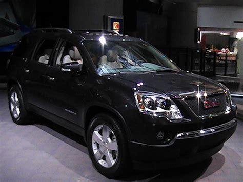 how does cars work 2007 gmc acadia on board diagnostic system 2007 gmc acadia overview cargurus