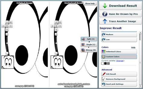 convertir imagenes vectoriales online c 243 mo vectorizar una imagen de manera sencilla sinlios