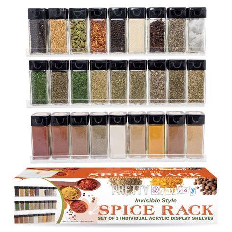 Spice Rack Display Amazing Gallery Of Cosmetic Organizer Display Ideas