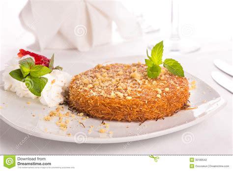 kunefe dessert southern turkish kunefe dessert served after a nice meal