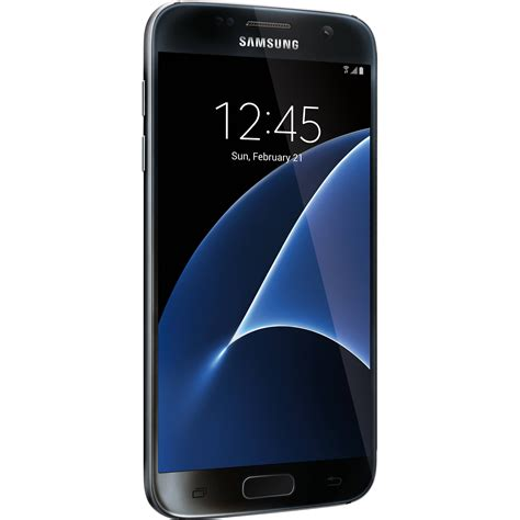 H Samsung S7 by Samsung Galaxy S7 Sm G930u 32gb Smartphone Sm G930uzkaxaa B H