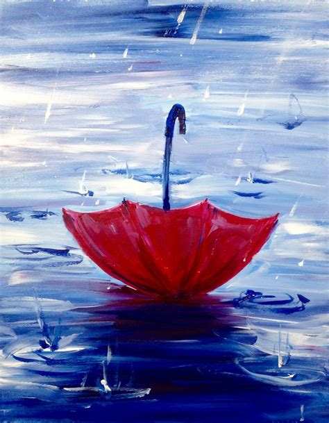 paint nite during the day 25 best ideas about umbrella painting on