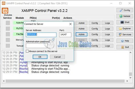 tutorial java ftp apache commons ftpclient java exle download