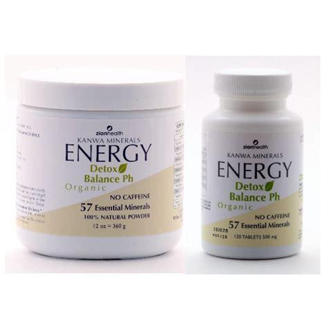 Energetic Detox by Energy Detox Joins Spiritdetox S List Of Clay Based