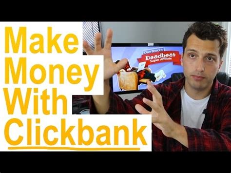How To Make Money Online With Clickbank - clickbank learn how to quickly earn money online through affiliates and more