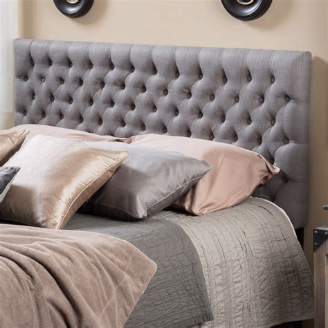 Best Fabric For Tufted Headboard diy fabric headboard tips for bedroom decoration