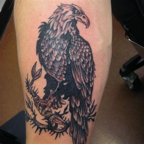 eagle tattoo meaning christian eagle tattoo by christian sacred ink sacred ink