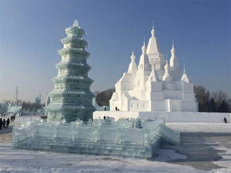 harbin snow and festival 2017 harbin snow world 2017 china harbin festival 2017