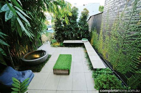 city backyard real backyard inner city courtyard garden design