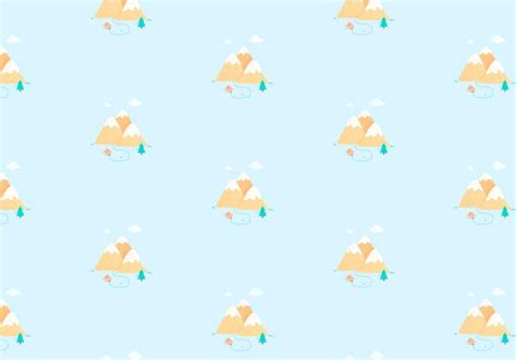 background pattern mountain mountain pattern background download free vector art