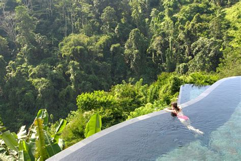 ubud hanging gardens hotel bali the world s ultimate swimming pools deem geek media