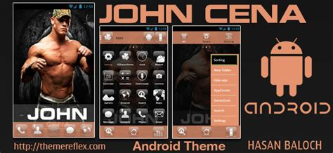 Nokia 5130 John Cena Themes | clock themes for mobile nokia c2 03 search results