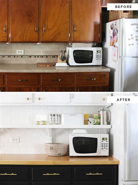 Add A Shelf To A Cabinet by How To Reconfigure Your Existing Cabinets For A Fresh