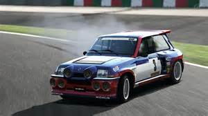 renault 5 maxi renault 5 maxi turbo rally car