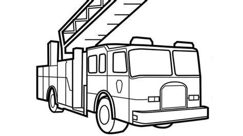 Free Fire Truck Coloring Pages Bestappsforkids Com Blaze Truck Boy Coloring Page