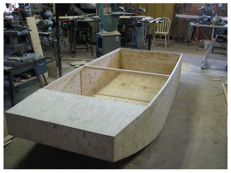 homemade wooden jon boat plans homemade ftempo - Wooden Flat Bottom Jon Boat Plans