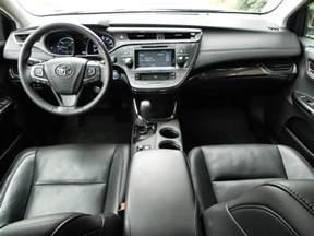 2015 Toyota Interior 2015 Toyota Avalon Iseecars