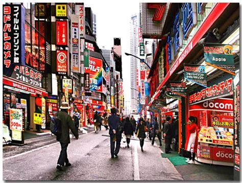 Japan?s Capital: Tokyo City Theme With 10 HD Wallpapers Of