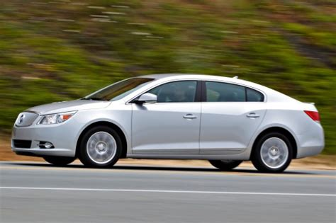 how to fix cars 2012 buick lacrosse security system used 2011 buick lacrosse sedan pricing for sale edmunds