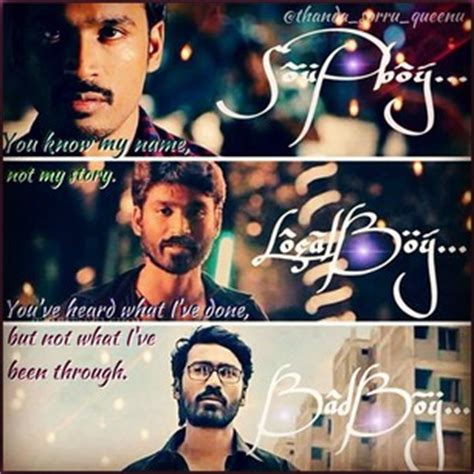 dhanush love dilogue images dhanush quotes image quotes at hippoquotes com
