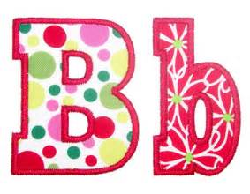 alphabet applique templates alphabets chunky applique alphabet
