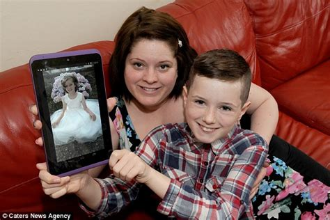 children and mom video 4 12 years transgender child shane oliver from skegness born a girl
