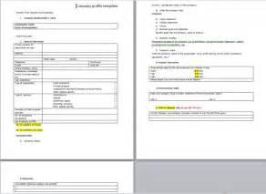 doc 24813508 profile templates onepage profile