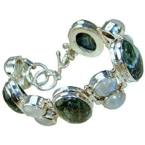 lyric sterling silver gemstone bracelet bracelet with
