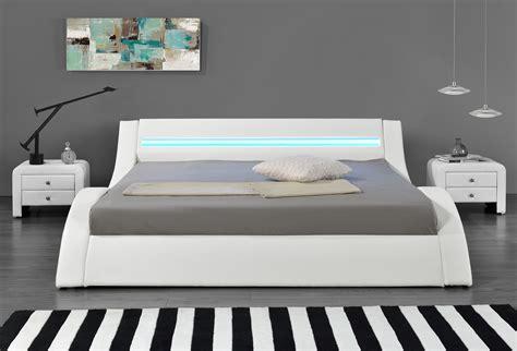 Lit Telecommande by Lit Design Led Blanc Hypnia Lit 224 Leds Avec T 233 L 233 Commande