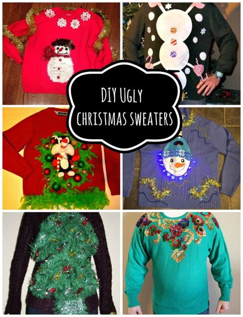 Handmade Sweater Ideas - diy handmade sweater ideas last minute