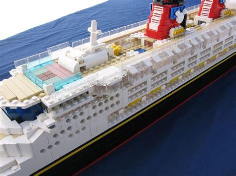 lego boat deck lego disney cruise ship upper deck close up rmc
