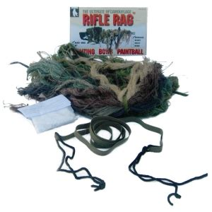 benefits of wearing a do rag bushrag rifle wraps the ghillie suits