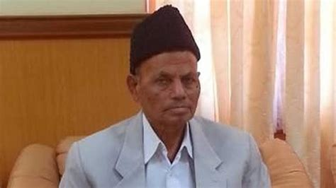 Mp Salam | veteran congress mp from manipur abdul salam passes away