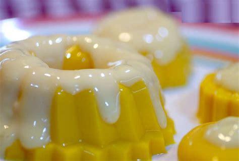 cara membuat puding jagung santan 7 langkah praktis membuat pudding jagung untuk desert