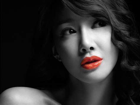 tattoo goo on lips 보도자료 배우 이시영 이런모습 처음이야