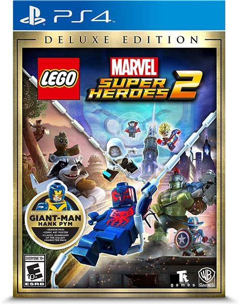 lego marvel super heroes 2 confirmed for nintendo switch lego marvel super heroes 2 launch trailer the brick fan