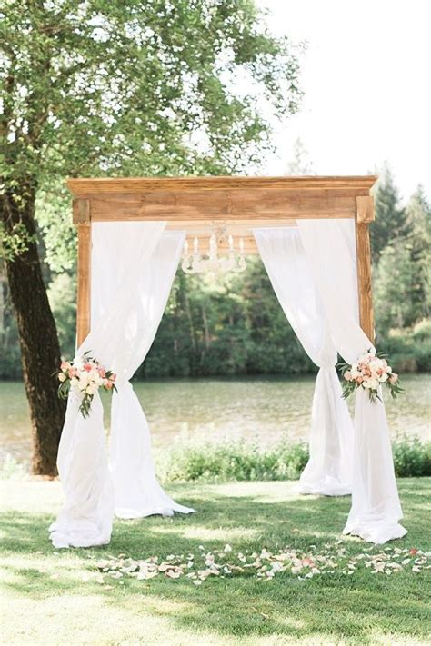 Rustic Wedding Arbor For Sale by 25 Best Ideas About Wedding Pergola On