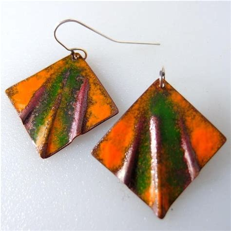 Handmade Australia - 37 best images about torch fired enamel jewelry on