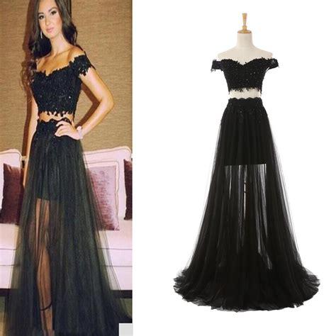 Cgd 2in1 Grey Dress prom dress dresses shoulder prom dress cheap prom dress black prom dress lace