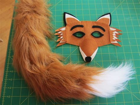 world book day costume idea fantastic mr fox book week