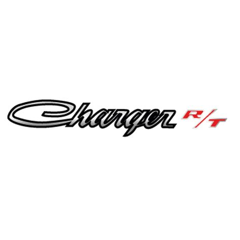 dodge logo transparent dodge charger rt logo decal