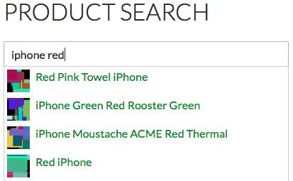 Instant Finder Woocommerce Product Search Woocommerce